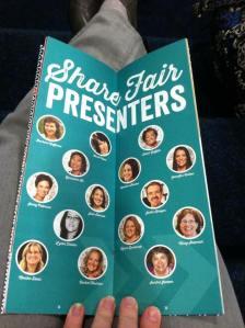 share fair presenters