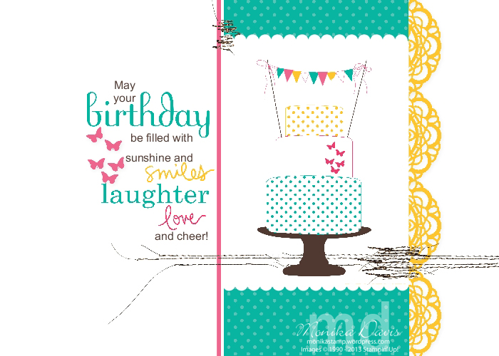 my digital studio birthday cards  u2013 stamping together at