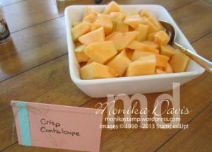 Crisp-Canteloupe
