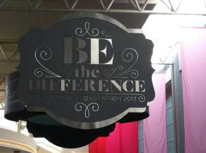 Convention Theme - Be the Difference