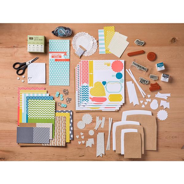 Holiday Gift Making – Stamping Together At Monika's