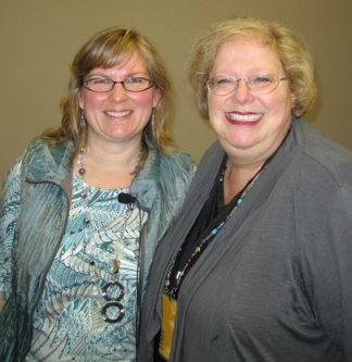 with Bonnie Thurber