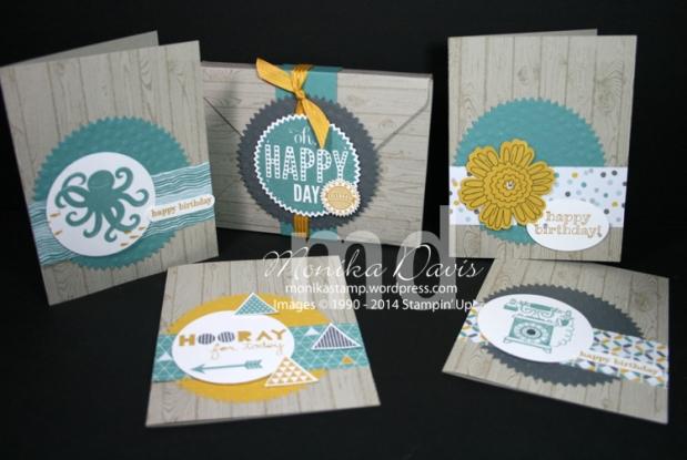 Retreat Project – Birthday CardKit