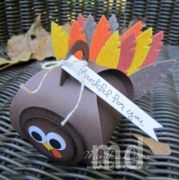 Fun Turkey Treats for Thanksgiving