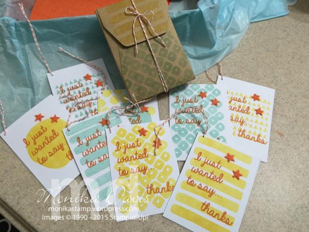 February Paper Pumpkin Kit – Layers ofGratitude