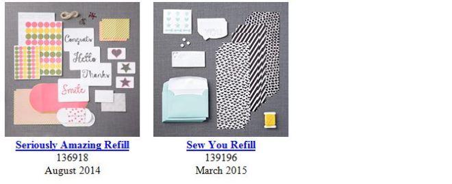 refil kits retiring 2