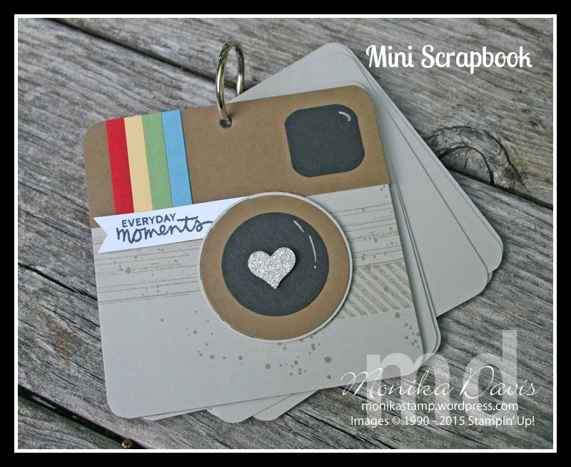 Instagram Themed Roommate Gifts – Stamping Together At Monika's