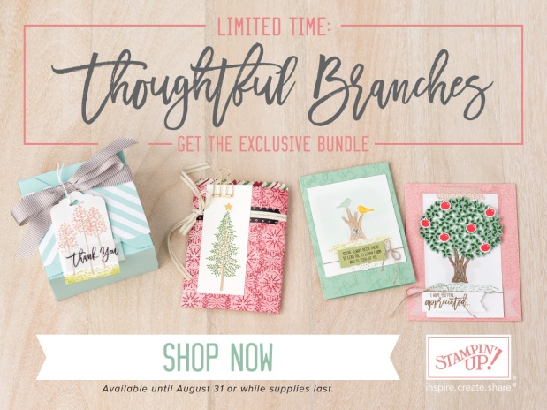 Limited time: Thoughtful Branches